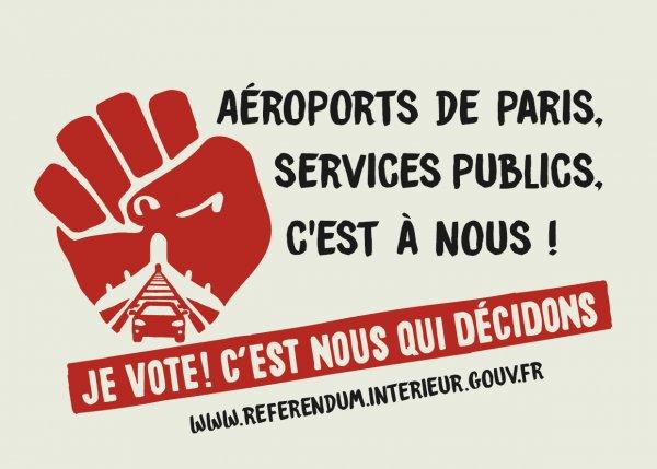 Référendum aéroports de Paris