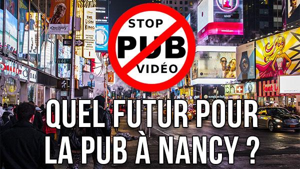 Quel futur pour la pub à Nancy ?